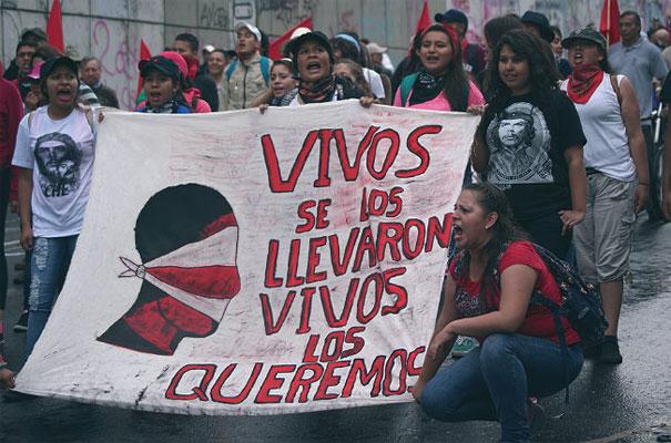 Communiqué de la Fédération anarchiste mexicaine