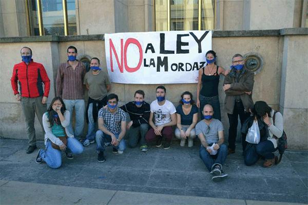 Espagne : nous ne sommes pas un délit