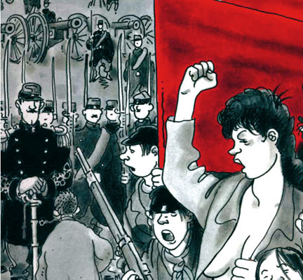 De la folie très raisonnable d'un ouvrier syndicaliste libertaire bavarois (2e partie)