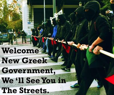 Grèce : Syriza m'était conté…