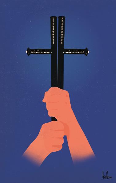 Sur le délit de blasphème